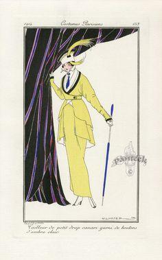Journal des Dames et des Modes 1914