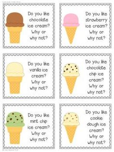 This fun opinion writing project includes everything you need to teach from the beginning to the end of the unit. Students will love writing about their favorite ice cream! Meets Common Core Standards.
