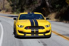 Standard Equipment, Going Fast: Shelby GT350 Mustang Owners Get Complimentary Performance Driving School | Ford Media Center