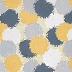 elza sunderland, 1947.  Love this. Graphic Patterns, Textile Patterns, Textile Design, Textile Art, Print Patterns, Pattern Art, Pattern Paper, Pattern Designs, Surface Pattern