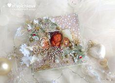 Сказочный мир Алисы: Новогодние открытки. Ежики... в тумане и в снегу :)