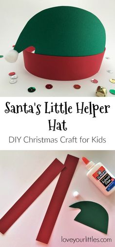 Fun Arts and crafts For Teens - Arts and crafts Wallpaper Patterns - Arts and crafts For Kids Christmas - English Arts and crafts Interiors - Arts and crafts For Preschool - Diy Christmas Hats, Christmas Family Feud, Preschool Christmas Crafts, Christmas Arts And Crafts, Xmas Crafts, Kids Christmas, Fish Crafts, Christmas Activities, Fun Activities