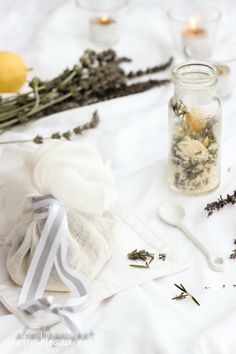 Herbal bath soak recipe