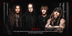 Korn is awesome! Nu Metal, Heavy Metal, Korn Lyrics, Ray Luzier, Pop Evil, Queen Of The Damned, Jonathan Davis, Google Play Music, Band Photos