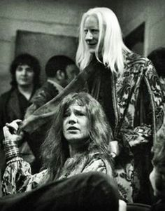 Janis and Johnny Winter