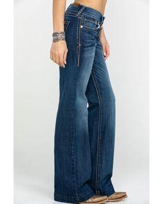 Ariat Women's Copper Ella Medium Trouser Jeans , Blue Ariat Women 's Copper Ella Medium Trouser Jeans, Blau Jeans West, Fashion Over, Curvy Fashion, Fashion Edgy, Fashion Black, Jeans Fashion, Fashion Spring, Cheap Fashion, Fashion 2018