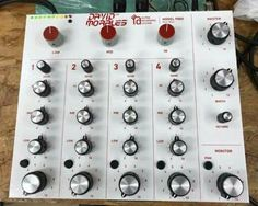Personalised & customised Alpha Recording System Model 9000 for David Morales