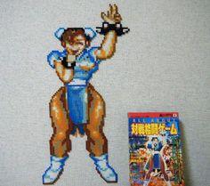 Street Fighter 2,Chun-Li:   My blog : Related Entry