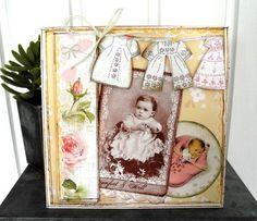 Hello baby - Stempelglede:: Design Team Blog- Pia Baunsgaard