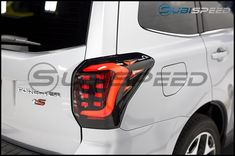 $380 2014+ Forester CS Style Tail Lamps (USDM) These tail lights are a drastic change from the traditional OEM ones which come from the factory. The JDM wiring has been changed to be compatible with US models and completely plug and play. Thes