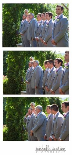 Groom's first look... Silverbrook Farm Wedding Purcellville VA by Michelle VanTine Photography http://www.michellevantine.blogspot.com/2014/07/silverbrook-farm-wedding-jaqulyn-andrew.html