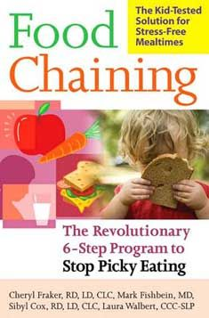 Food Chaining with Cheri Fraker and Laura Walbert (and Friends) - Help for Picky Eaters: Food Chaining, Pre-Chaining and Pediatric Oral Sensory Motor Feeding Therapy