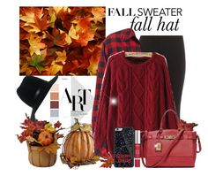 """fall sweater fall hat!"" by sweet-fashionista ❤ liked on Polyvore featuring Harvest, Splendid, Current/Elliott, Lauren Ralph Lauren, L'Oréal Paris, rag & bone, 2015, fallsweater, fall2015 and fallhat"