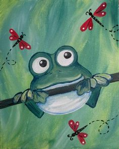 Paint Nite Richmond | Antonio's Ristorante and Winebar 06/03/2015