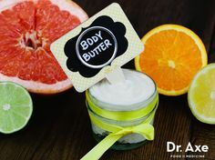 Homemade Body Butter Lotion http://www.draxe.com #essentialoils #DIY #homemade #recipe
