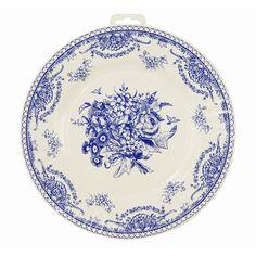 (Serving) Party Porcelain Blue Large Plates £5 x 8