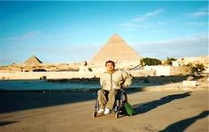 enjoy wheelchair accessible vacations with All Tours Egypt