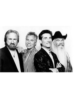 I've seen the Oak Ridge Boys a couple of times:) they are always good:) Country Music Stars, Country Music Artists, Country Songs, Music Is Life, My Music, The Oak Ridge Boys, Mighty Oaks, Song Of The Year, The White Stripes