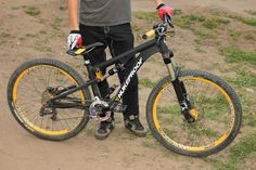 Fogel's Nukeproof Prototype - 17 Post Office Rides - Mountain Biking Pictures - Vital MTB