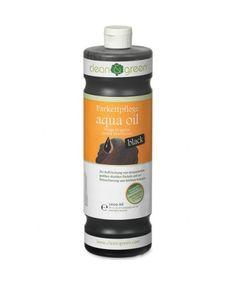 Praktisches #Zubehör von den Original-Herstellern, allerdings zu besseren Preisen: HARO clean & green Parkettpflege aqua oil black - Zubehör