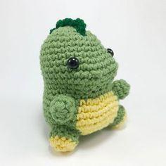 Chubzilla Pattern – Club Crochet