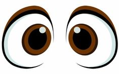 Incredibeds Character Frame Eyes, Male Floppy Dog Brown I. Emoticon Faces, Flower Pot People, Eye Drawing Tutorials, Emoji Love, Clay Pot Crafts, Halloween Clipart, Borders For Paper, Cartoon Faces, Doll Eyes