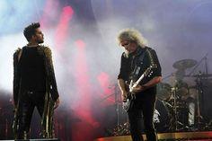 Queen & Adam Lambert Chicago, IL United Center