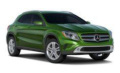 Mercedes-Benz GLA-class - Car and Driver