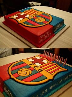 Happy birthday Barca!
