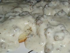 Best biscuits & gravy recipe!