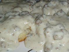 Best biscuits & gravy recipe!