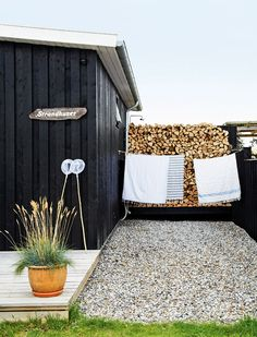 Gravity Home : Small seaside summerhouse in Denmark Follow...