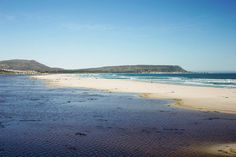 Noordhoek Beach is undoubtedly one of Cape Town's most beautiful beaches!
