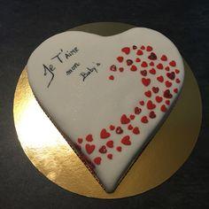 #birthday #cake #Coeur