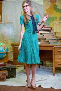 Shabby Apple - Joan Dress, $88.00 (http://www.shabbyapple.com/shop/joan-dress/)