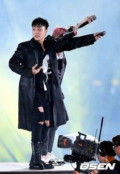 Eun jiwon, Leader of Sechs Kies 161001 Busan One Asia Festival source : OSEN Busan, Idol, Concert, Asia, Recital, Concerts, Festivals