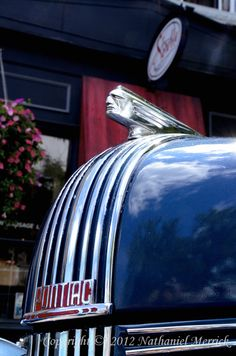 Pontiac hood ornament..Re-pin brought to you by agents of #Carinsurance at #HouseofInsurance in Eugene, Oregon