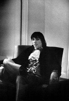 Keith Moon photographed by Linda McCartney (1967)