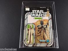 Star Wars Kenner 1978 Sand People 20 Back Carded AFA 75 80 80 MOC Action Figure
