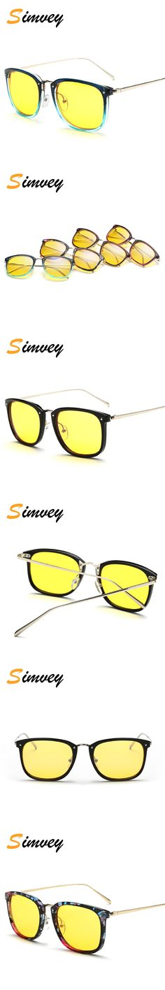Simvey Fashion Vintage Anti Blue Ray Computer Glasses Metal Frame Women Mens Gaming Goggles Glasses