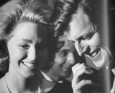 Happy Ted & Joan Kennedy