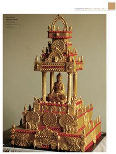 Now THATS a Buddha Cake!