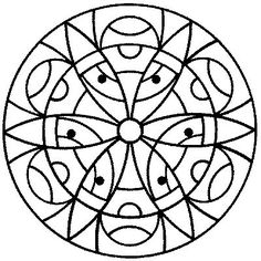 Beautiful Coloring Pages for Adults mandalas | Mandalas para imprimir en A4 | Mandalas para imprimir