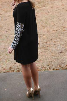 So Into You Dress: Black - Off the Racks Boutique