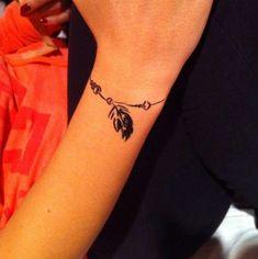 tatoo bracelet - Recherche Google