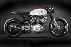 This Yamaha Virago XV920 custom is the cover star of the prestigious Bike EXIF motorcycle calendar. Get your copy direct from the publisher at http://www.octanepress.com/book/bike-exif-custom-motorcycle-calendar-2013