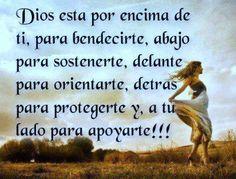 Dios te ayuda