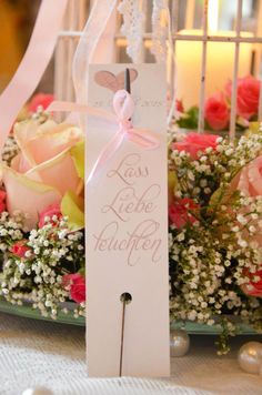 10 Wunderkerzen Hochzeit Vintage von Majalino auf DaWanda.com