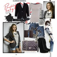 Quinn Style #1 (I love the outfit other then that I dont really like anything else)