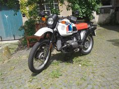 BMW R 80 GS Paris Dakar - 1